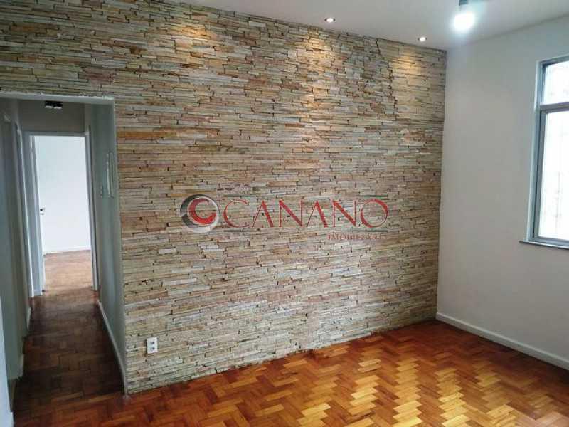 Sala 01. - Apartamento 3 quartos à venda Grajaú, Rio de Janeiro - R$ 359.000 - BJAP30101 - 1