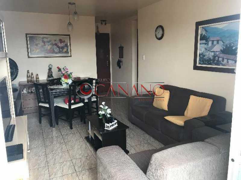 278006025046196 - Apartamento 2 quartos à venda Riachuelo, Rio de Janeiro - R$ 340.000 - BJAP20413 - 1
