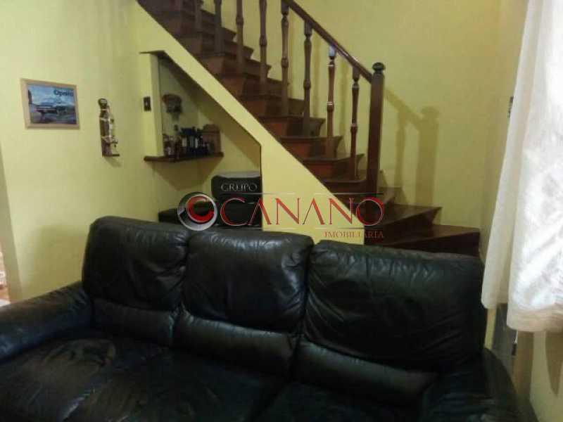 1 - Casa em Condomínio 2 quartos à venda Riachuelo, Rio de Janeiro - R$ 380.000 - BJCN20007 - 1