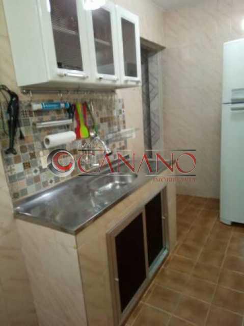 4 - Casa em Condomínio 2 quartos à venda Riachuelo, Rio de Janeiro - R$ 380.000 - BJCN20007 - 5