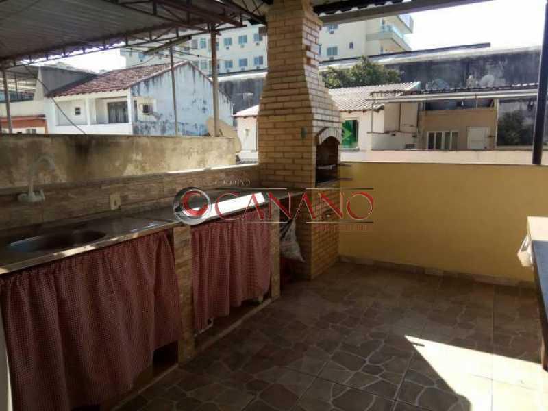 16 - Casa em Condomínio 2 quartos à venda Riachuelo, Rio de Janeiro - R$ 380.000 - BJCN20007 - 17