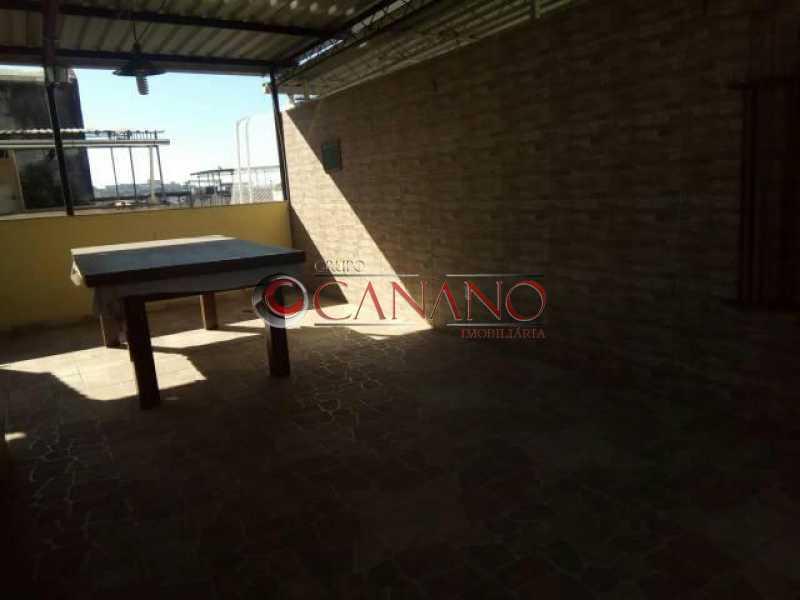 18 - Casa em Condomínio 2 quartos à venda Riachuelo, Rio de Janeiro - R$ 380.000 - BJCN20007 - 19