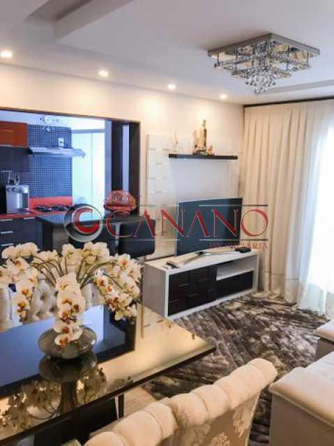 307009021115384 - Casa em Condomínio Irajá, Rio de Janeiro, RJ À Venda, 2 Quartos, 60m² - BJCN20008 - 1