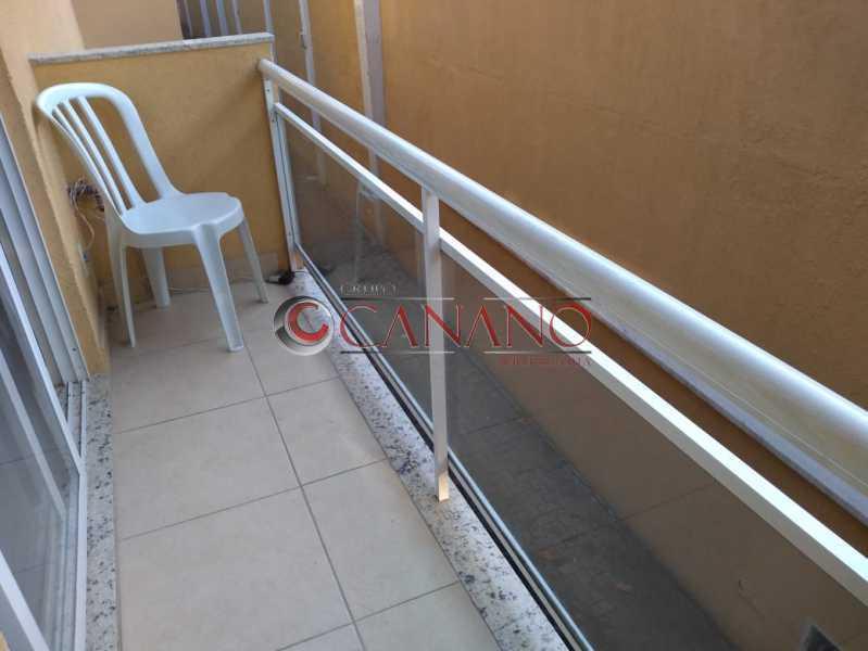 7 - Casa em Condomínio 2 quartos à venda Méier, Rio de Janeiro - R$ 470.000 - BJCN20010 - 11