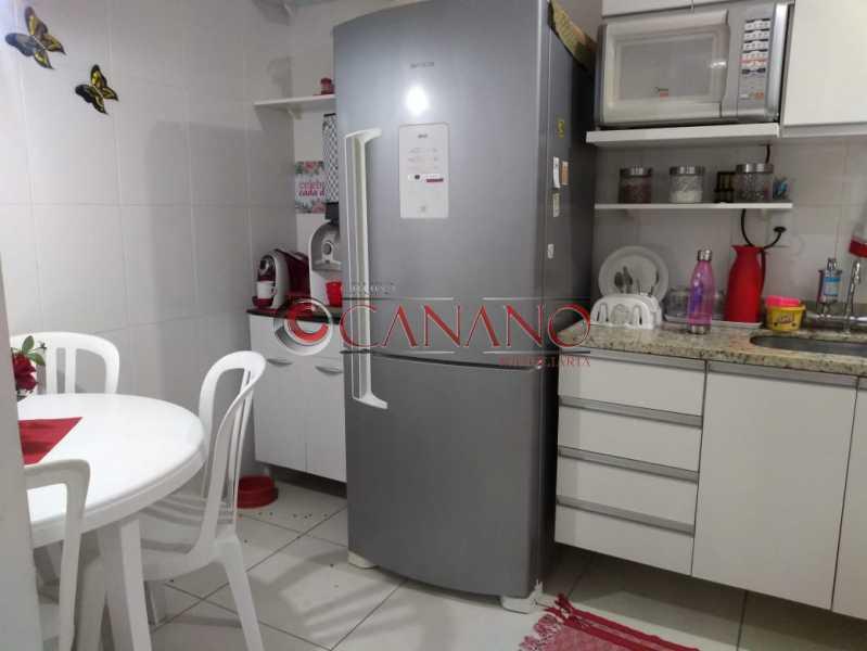 15 - Casa em Condomínio 2 quartos à venda Méier, Rio de Janeiro - R$ 470.000 - BJCN20010 - 18