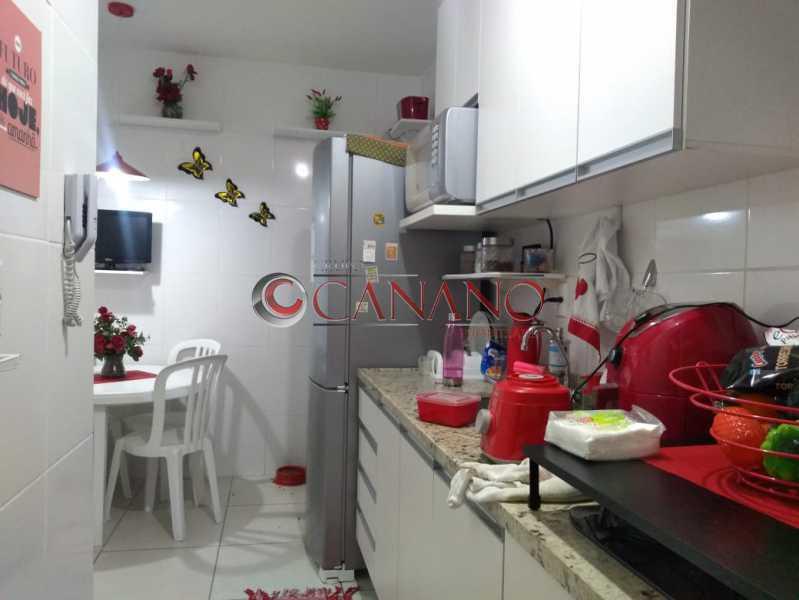 18 - Casa em Condomínio 2 quartos à venda Méier, Rio de Janeiro - R$ 470.000 - BJCN20010 - 21