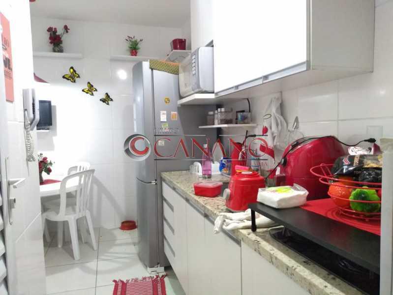 21 - Casa em Condomínio 2 quartos à venda Méier, Rio de Janeiro - R$ 470.000 - BJCN20010 - 24
