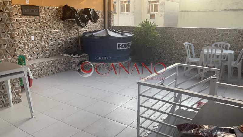26 - Casa em Condomínio 2 quartos à venda Méier, Rio de Janeiro - R$ 470.000 - BJCN20010 - 27