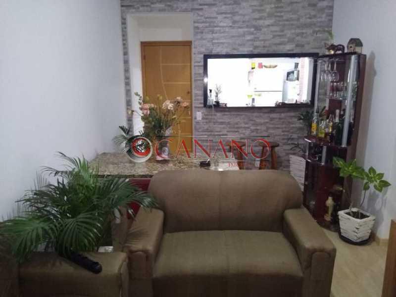 467035788486860 - Apartamento à venda Rua Vítor Meireles,Riachuelo, Rio de Janeiro - R$ 340.000 - BJAP20505 - 4