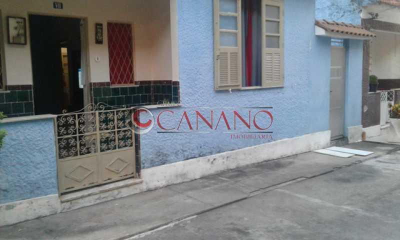 1 - Casa de Vila 2 quartos à venda Cascadura, Rio de Janeiro - R$ 220.000 - BJCV20021 - 1