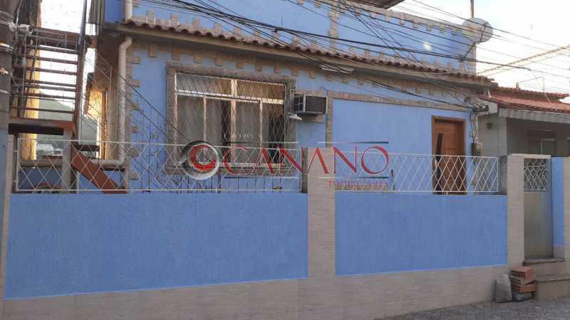 2 - Casa de Vila à venda Rua Cardoso Quintão,Piedade, Rio de Janeiro - R$ 260.000 - BJCV20022 - 1