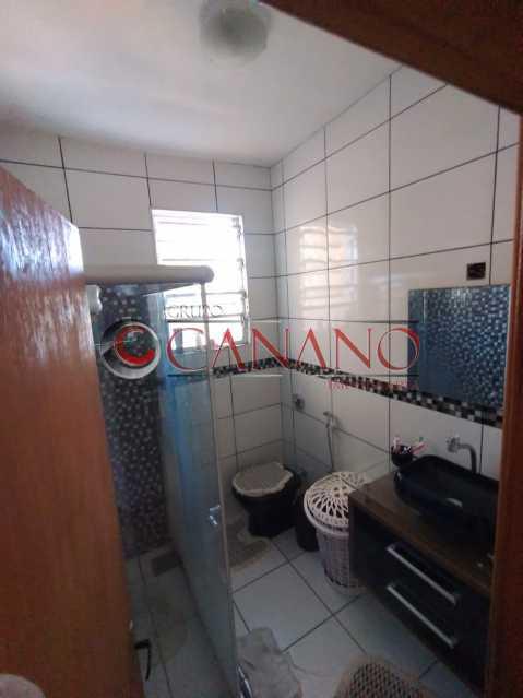 9 - Casa de Vila à venda Rua Cardoso Quintão,Piedade, Rio de Janeiro - R$ 260.000 - BJCV20022 - 10