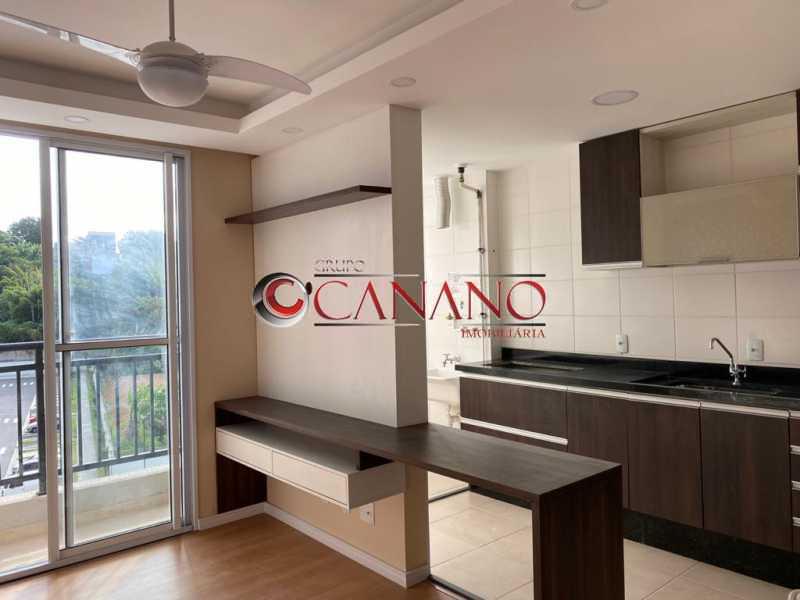 5 - Apartamento à venda Rua Baronesa do Engenho Novo,Engenho Novo, Rio de Janeiro - R$ 245.000 - BJAP20564 - 6
