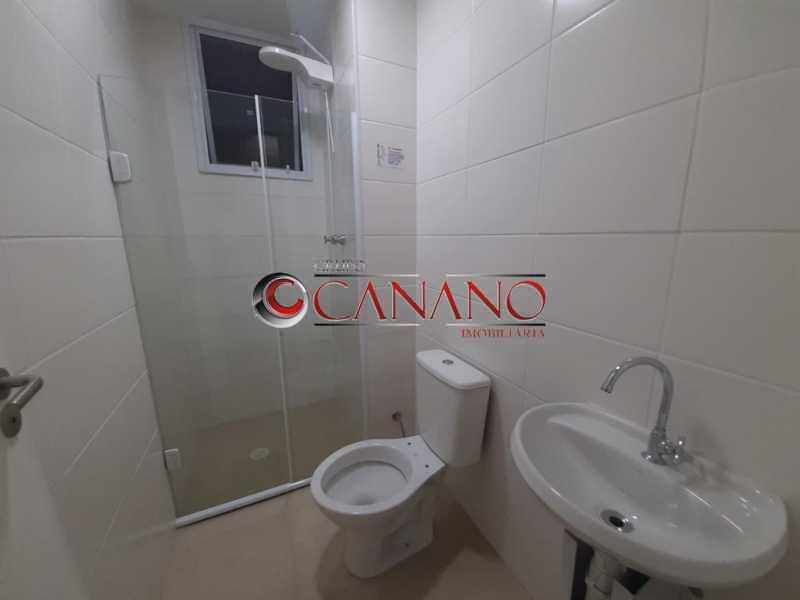 14 - Apartamento à venda Rua Baronesa do Engenho Novo,Engenho Novo, Rio de Janeiro - R$ 245.000 - BJAP20564 - 16