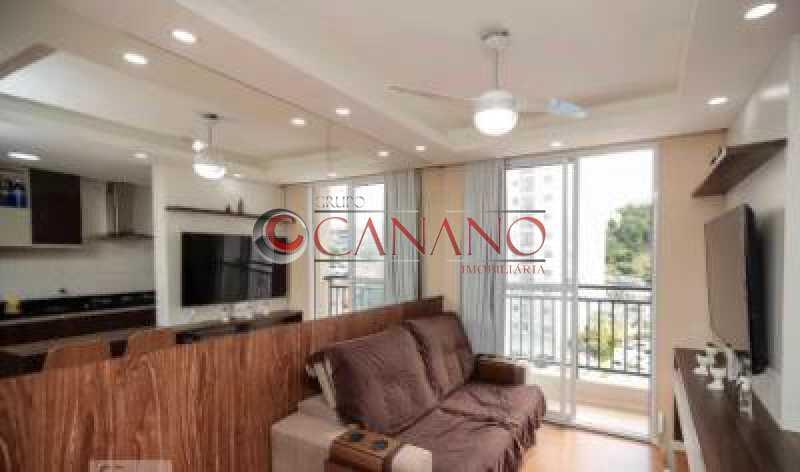 18 - Apartamento à venda Rua Baronesa do Engenho Novo,Engenho Novo, Rio de Janeiro - R$ 245.000 - BJAP20564 - 3