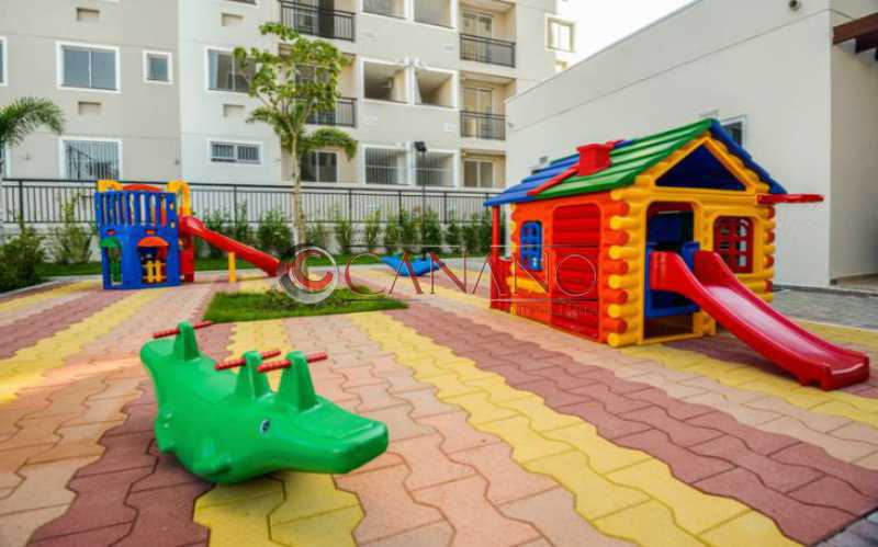 34 - Apartamento à venda Rua Baronesa do Engenho Novo,Engenho Novo, Rio de Janeiro - R$ 245.000 - BJAP20564 - 22