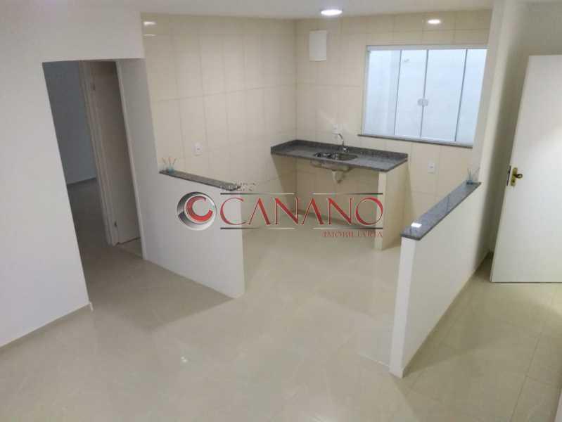 7 - Casa de Vila 2 quartos à venda Encantado, Rio de Janeiro - R$ 200.000 - BJCV20025 - 1