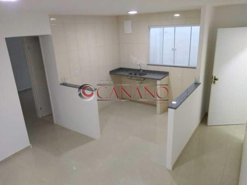 8 - Casa de Vila 2 quartos à venda Encantado, Rio de Janeiro - R$ 200.000 - BJCV20025 - 3