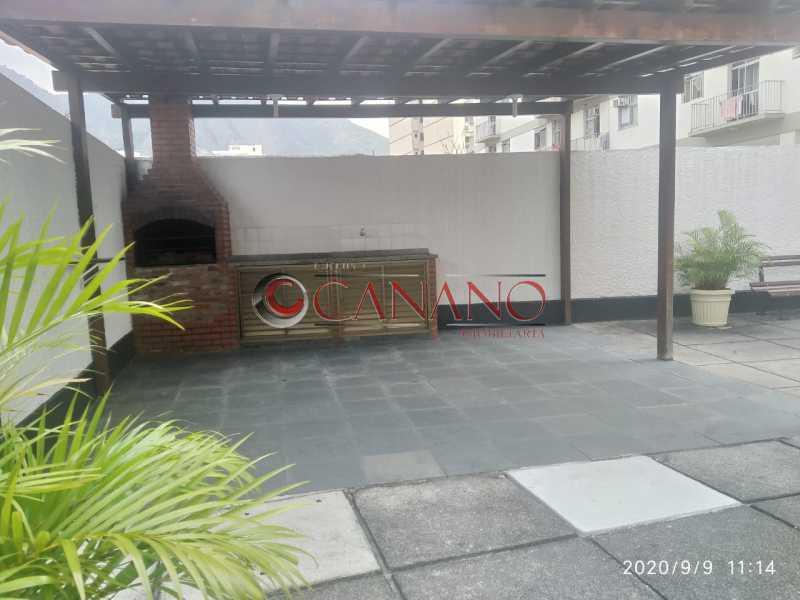 9 - Cobertura à venda Rua Barão do Bom Retiro,Grajaú, Rio de Janeiro - R$ 550.000 - BJCO20015 - 29