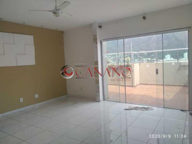 13 - Cobertura à venda Rua Barão do Bom Retiro,Grajaú, Rio de Janeiro - R$ 550.000 - BJCO20015 - 1