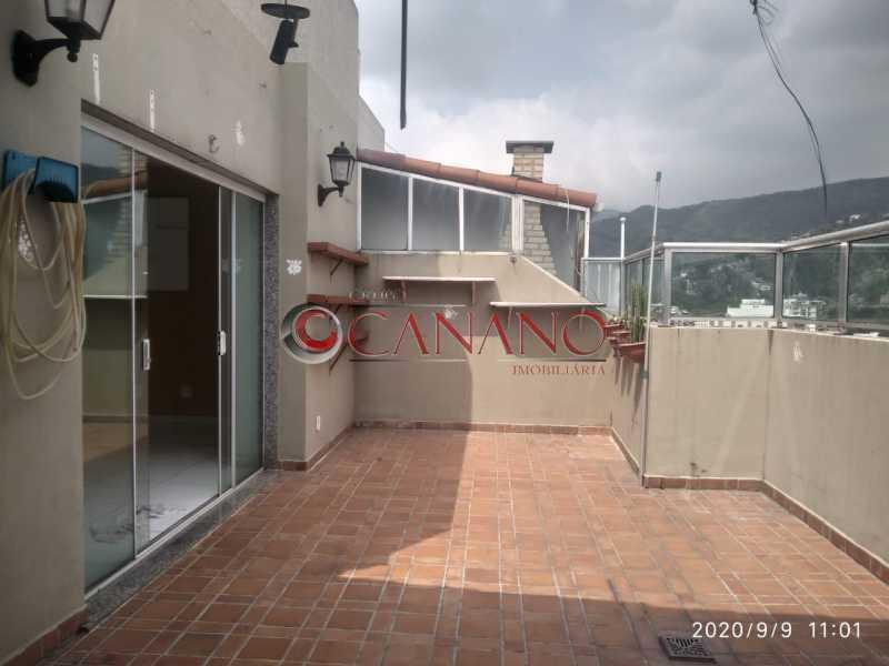 15 - Cobertura à venda Rua Barão do Bom Retiro,Grajaú, Rio de Janeiro - R$ 550.000 - BJCO20015 - 17