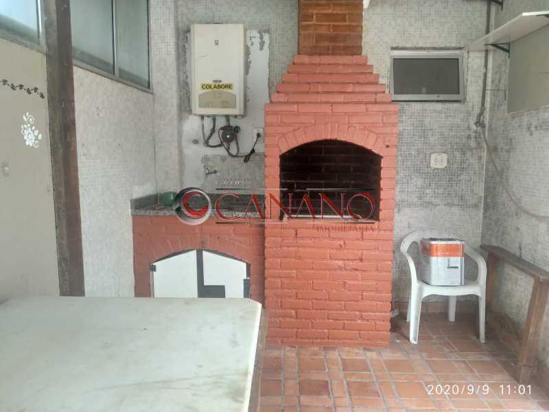 16 - Cobertura à venda Rua Barão do Bom Retiro,Grajaú, Rio de Janeiro - R$ 550.000 - BJCO20015 - 16