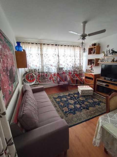 1 - Apartamento à venda Avenida Teixeira de Castro,Ramos, Rio de Janeiro - R$ 270.000 - BJAP20584 - 1