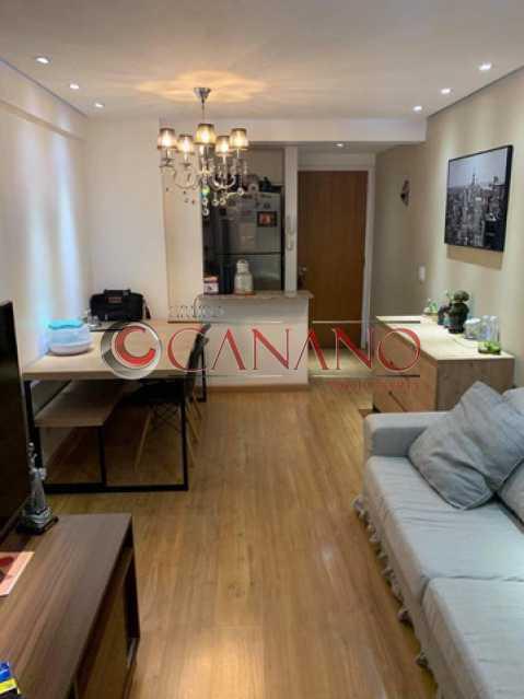 120037447268835 - Apartamento à venda Estrada Adhemar Bebiano,Del Castilho, Rio de Janeiro - R$ 350.000 - BJAP30156 - 1