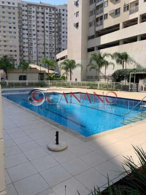 122080324315473 - Apartamento à venda Estrada Adhemar Bebiano,Del Castilho, Rio de Janeiro - R$ 350.000 - BJAP30156 - 5