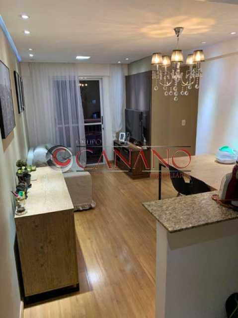 123049200767252 - Apartamento à venda Estrada Adhemar Bebiano,Del Castilho, Rio de Janeiro - R$ 350.000 - BJAP30156 - 7