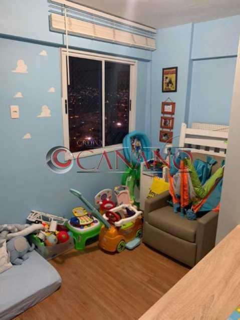 124076440065981 - Apartamento à venda Estrada Adhemar Bebiano,Del Castilho, Rio de Janeiro - R$ 350.000 - BJAP30156 - 11