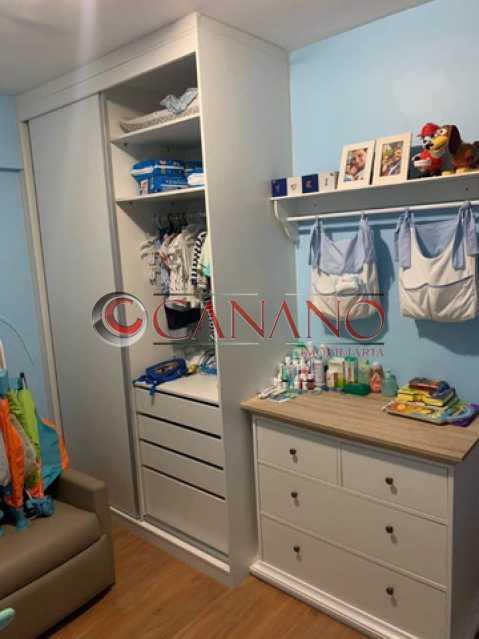 124079321958104 - Apartamento à venda Estrada Adhemar Bebiano,Del Castilho, Rio de Janeiro - R$ 350.000 - BJAP30156 - 12