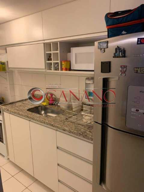 128007321803022 - Apartamento à venda Estrada Adhemar Bebiano,Del Castilho, Rio de Janeiro - R$ 350.000 - BJAP30156 - 17