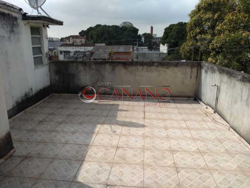 2 - Casa de Vila à venda Rua Elías da Silva,Piedade, Rio de Janeiro - R$ 250.000 - BJCV40009 - 1