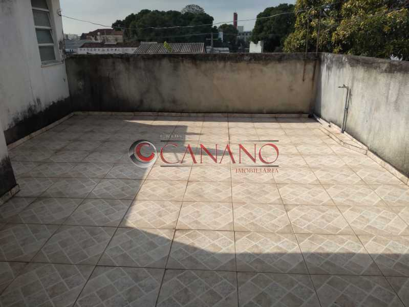 3 - Casa de Vila à venda Rua Elías da Silva,Piedade, Rio de Janeiro - R$ 250.000 - BJCV40009 - 4