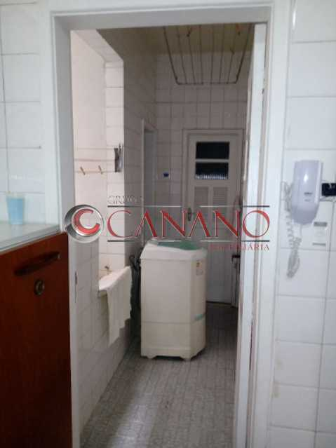 131037689005852 - Apartamento para alugar Rua Conselheiro Zenha,Tijuca, Rio de Janeiro - R$ 1.900 - BJAP20615 - 12