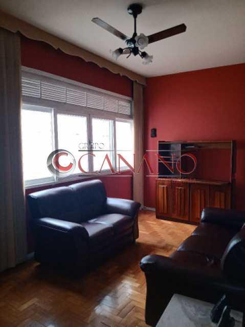 133050680092560 - Apartamento para alugar Rua Conselheiro Zenha,Tijuca, Rio de Janeiro - R$ 1.900 - BJAP20615 - 1