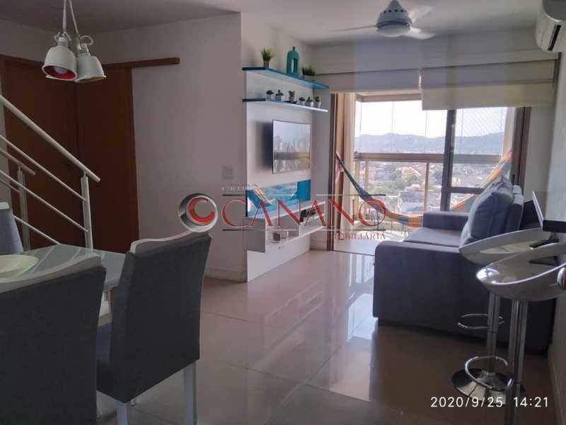 42 - Cobertura à venda Rua Ferreira de Andrade,Cachambi, Rio de Janeiro - R$ 940.000 - BJCO30018 - 1