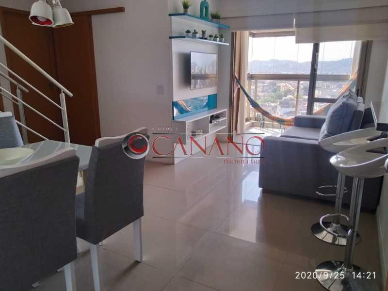 43 - Cobertura à venda Rua Ferreira de Andrade,Cachambi, Rio de Janeiro - R$ 940.000 - BJCO30018 - 4
