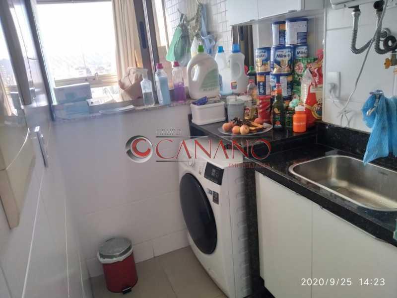 45 - Cobertura à venda Rua Ferreira de Andrade,Cachambi, Rio de Janeiro - R$ 940.000 - BJCO30018 - 18