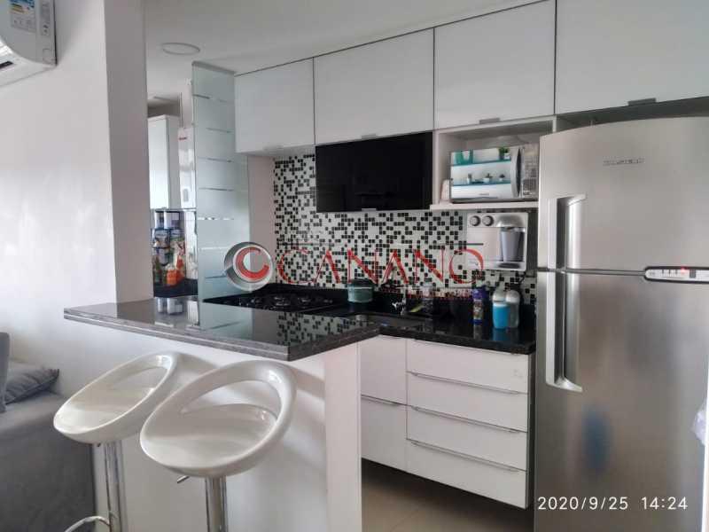 50 - Cobertura à venda Rua Ferreira de Andrade,Cachambi, Rio de Janeiro - R$ 940.000 - BJCO30018 - 7