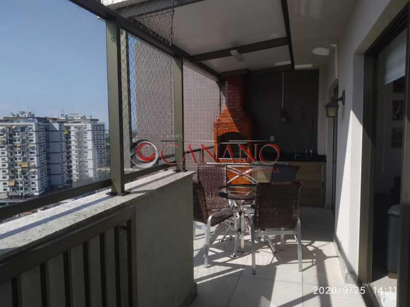 24 - Cobertura à venda Rua Ferreira de Andrade,Cachambi, Rio de Janeiro - R$ 940.000 - BJCO30018 - 21