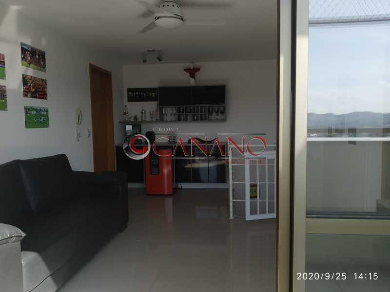 30 - Cobertura à venda Rua Ferreira de Andrade,Cachambi, Rio de Janeiro - R$ 940.000 - BJCO30018 - 16