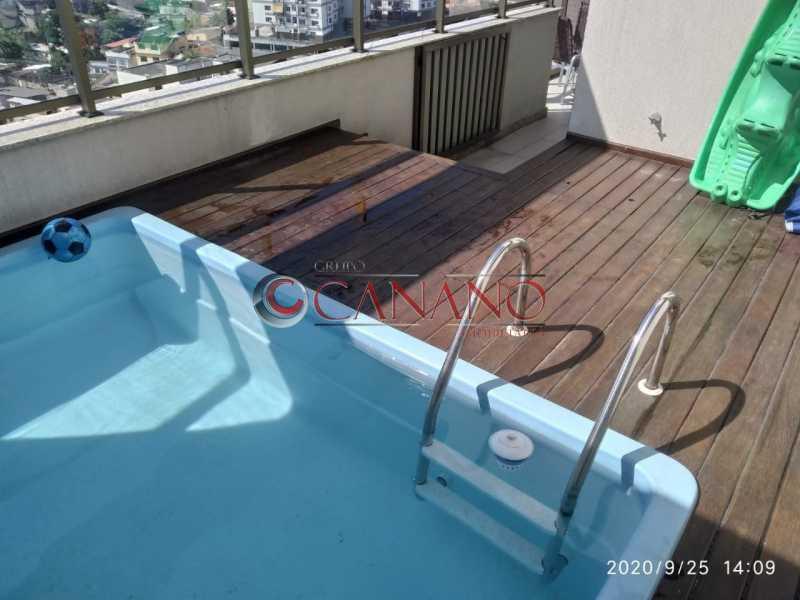6 - Cobertura à venda Rua Ferreira de Andrade,Cachambi, Rio de Janeiro - R$ 940.000 - BJCO30018 - 20
