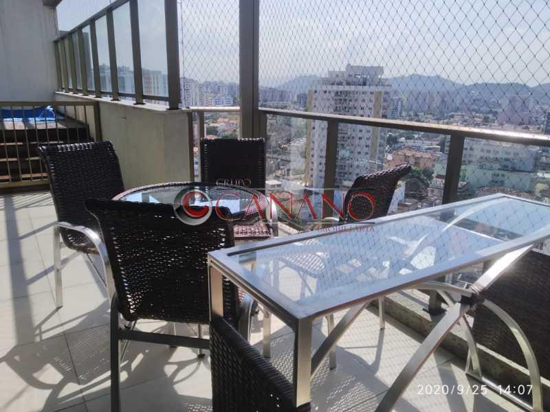 20 - Cobertura à venda Rua Ferreira de Andrade,Cachambi, Rio de Janeiro - R$ 940.000 - BJCO30018 - 22