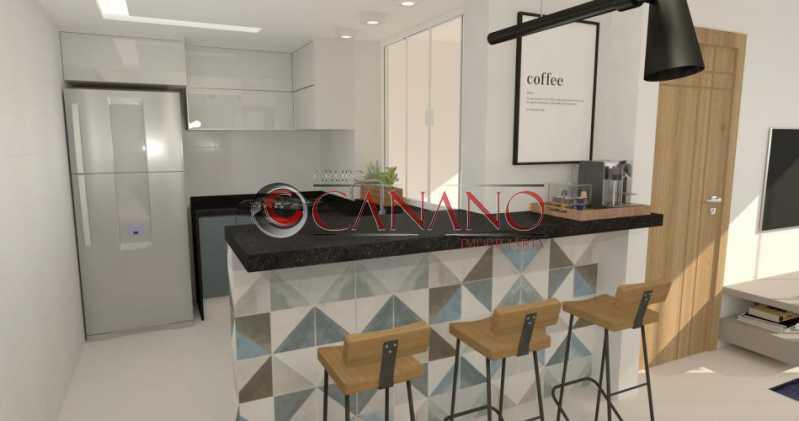19. - Casa de Vila 5 quartos à venda Tijuca, Rio de Janeiro - R$ 1.150.000 - BJCV50003 - 5