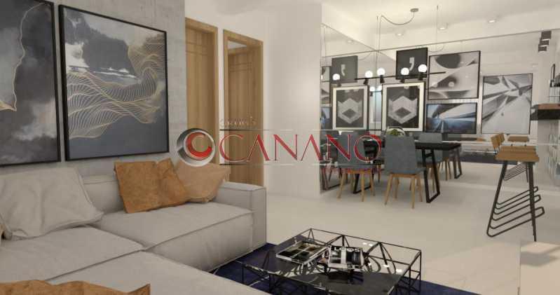 18. - Casa de Vila 5 quartos à venda Tijuca, Rio de Janeiro - R$ 1.150.000 - BJCV50003 - 3