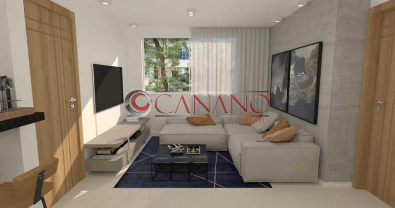 21. - Casa de Vila 5 quartos à venda Tijuca, Rio de Janeiro - R$ 1.150.000 - BJCV50003 - 1