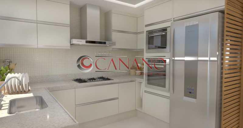 16. - Casa de Vila 5 quartos à venda Tijuca, Rio de Janeiro - R$ 1.150.000 - BJCV50003 - 10