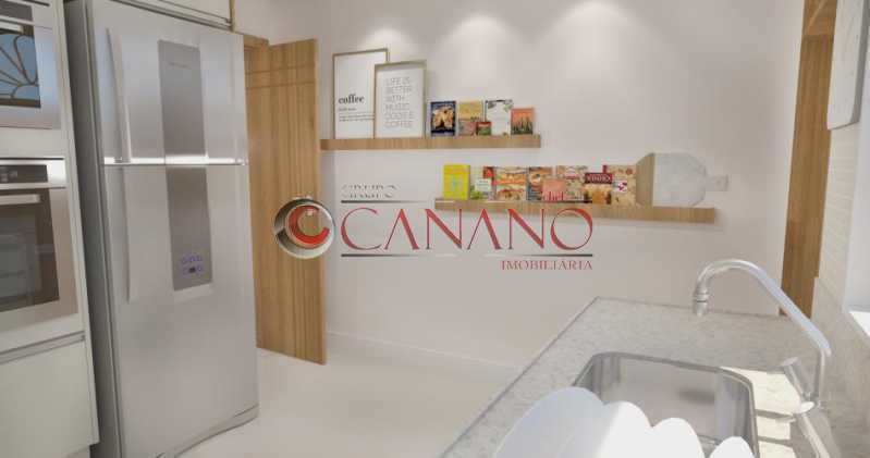 15. - Casa de Vila 5 quartos à venda Tijuca, Rio de Janeiro - R$ 1.150.000 - BJCV50003 - 12
